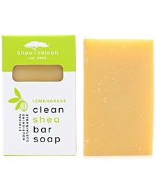 Lemongrass Shea Bar Soap, 4-oz.