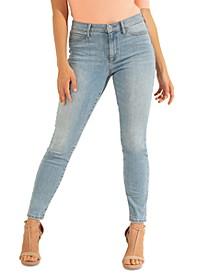1981 Light Wash Skinny Jeans