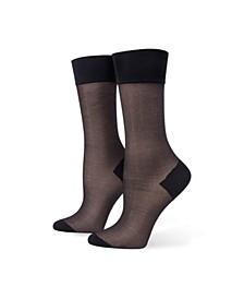 Women's Tulle Trouser Sock