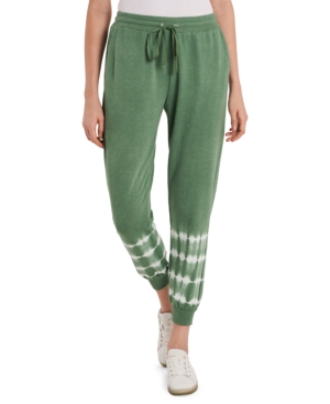Vince Camuto Pants TIE-DYED PULL-ON PANTS