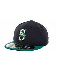 New Era Seattle Mariners Authentic Collection 59FIFTY Hat