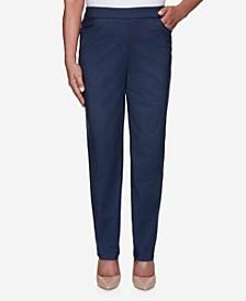Plus Size Classics Proportioned Short Allure Denim Pant