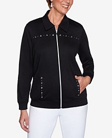 Plus Size Clean Getaway Jacket