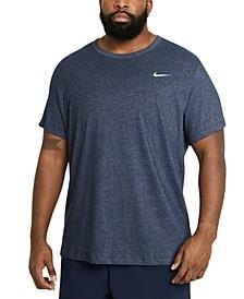 Men's Big & Tall Dri-FIT Logo Training T-Shirt