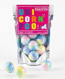 Unicorn Poo Bath Bombs
