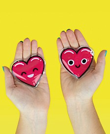 Lovely Jubbly Heart Hand Warmers