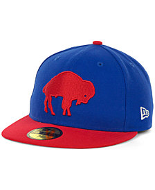 New Era Buffalo Bills Historic Basic 59FIFTY Hat