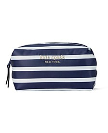 Everything Stripes Dots Medium Cosmetics Bag