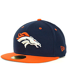 New Era Denver Broncos 2 Tone 59FIFTY Fitted Cap