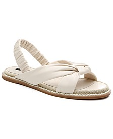 Blissful Knotted Flat Sandals