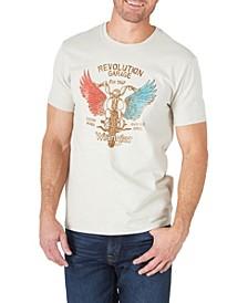 Men's Short Sleeve Graphic T-shirt