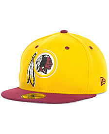 New Era Washington Redskins 2 Tone 59FIFTY Fitted Cap