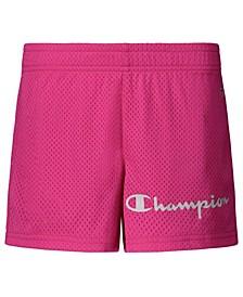 Big Girls Varsity Mesh Shorts