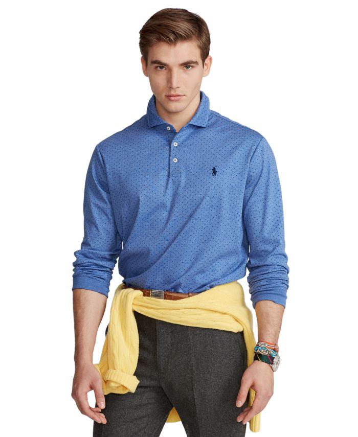 Polo Ralph Lauren Men's Classic-Fit Soft Cotton Polo Shirt & Reviews - Casual Button-Down Shirts - Men - Macy's
