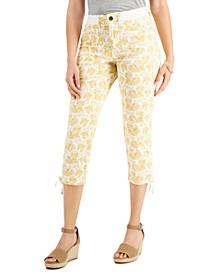 Printed Capri Pants, Created for Macy's