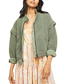 Florence Bomber Jacket