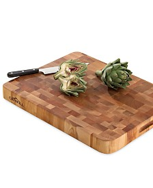 Catskill Low Profile Slab Professional Grade End-Grain Cutting Board