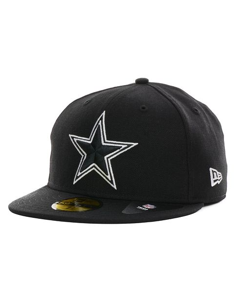 New Era Dallas Cowboys 59FIFTY Fitted Cap - Sports Fan Shop By Lids ... 7fb21abe4