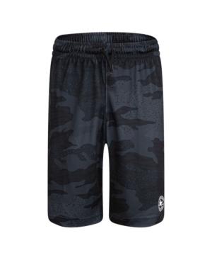 Converse Shorts BIG BOYS CAMO PRINTED MESH SHORTS