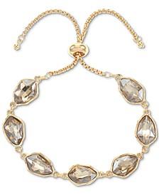 Stone Slider Bracelet, Created for Macy's