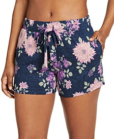 Luxe Lounge Pajama Shorts