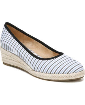 Karma Espadrille Slip-on Wedges Women's Shoes