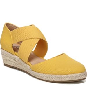 Keaton Slip-on Wedge Espadrilles Women's Shoes