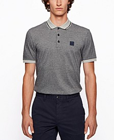 BOSS Men's Pedrive Regular-Fit Polo Shirt
