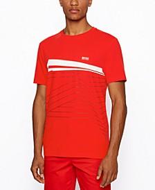 BOSS Men's Tee 8 Regular-Fit Graphic T-Shirt