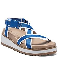 Women's Imbae Sporty Wedge Sandals