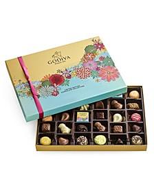 Spring Assorted Chocolate Gift Box, 32 Pieces