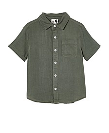 Big Boys Resort Short Sleeve Shirt