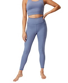 Women's Lifestyle Pocket 7/8 Tights
