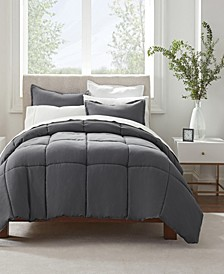 Simply Clean Twin Extra Long Comforter Set, 2 Piece