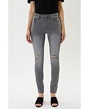 Kancan Gray Jeans For Women Macy S