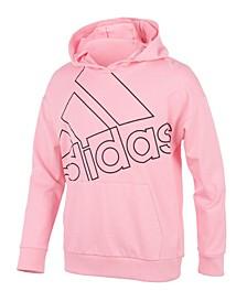Big Girls FT Bos Hooded Pullover Sweatshirt