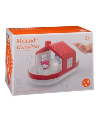 Kid O Myland Houseboat and Friends Light and Sound Interactive Bath Toy