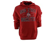 Authentic Apparel Ohio State Buckeyes Men's Promo Hooded Sweatshirt