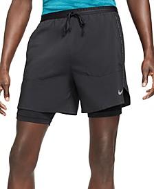 Men's Flex Stride Run Hybrid Running Shorts