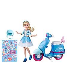 Cinderella Scooter