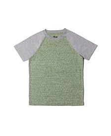 Big Boys Color-block Snow Jersey T-shirt