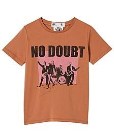 Little Girl License Short Sleeve T-shirt