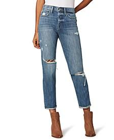 Scout Distressed Denim Jeans