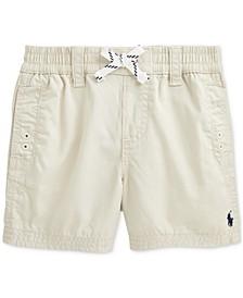 Ralph Lauren Baby Boys Cotton Twill Shorts