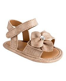 Baby Girls Flower O'Lay Sandal