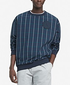 Men's Hilfiger Club Stephen Crew Neck Pullover