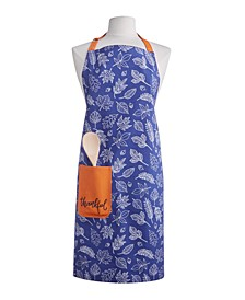 Thankful Adult Apron, Created for Macy's