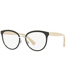 VA1004 Women's Oval Eyeglasses