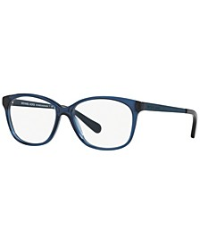 MK4035 Ambrosine Women's Rectangle Eyeglasses