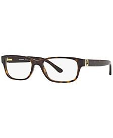 TY2067 Women's Rectangle Eyeglasses